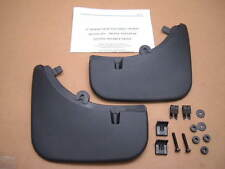 JAGUAR OEM 97-04 XK8 Front Mud Flap Splash Guard  Set C2S4494