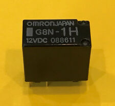 OMRON G8N-1H-DC12 SK AUTOMOTIVE RELAY - NEW