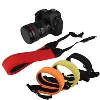 Adjusted Neoprene Neck Strap Belt for Canon Nikon Sony Pentax DSLR Camera hv2n