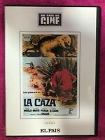 La Caccia DVD Elias Querejeta Ismael Merlo Alfredo Maggio Jose M. Prada Emilio