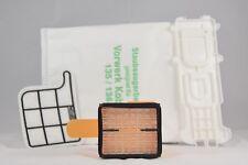 18 Staubsaugerbeutel + Filter geeignet für Vorwerk Kobold 135 136