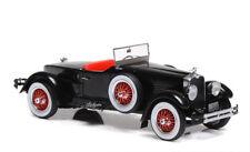 Esval Models 1928 Stutz Black Hawk Speedster top down 1:43