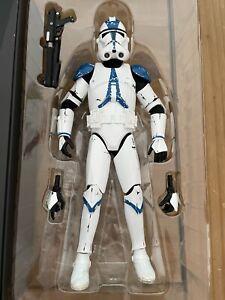 Star Wars 1/6 Scale Medicom RAH Clone Trooper 501st Not Hot Toys