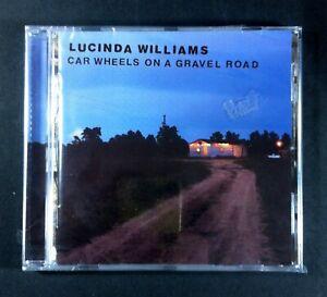 LUCINDA WILLIAMS Car Wheels On A Gravel Road EU CD MERCURY (New / Sealed)