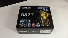 NEW ASUS Q87T/CSM MINI ITx INTEL 4TH CORE I7/I5/I3/PENTIUM/CELERON LGA1150 Q87