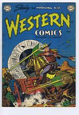 Western Comics #11 Simcoe Pub. 1949 Canadian Edition