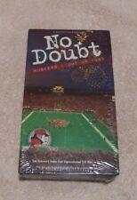 1997 Nebraska Cornhuskers football season.....No Doubt  vhs tape