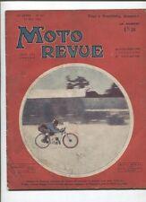 Moto Revue N°531  ; 13  mai  1933 : GUZZI 500 cmt compétition  5 croquis