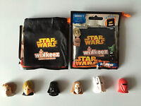 Disney Star Wars Wikkeez Characters - CHOOSE your own Mini Figure New