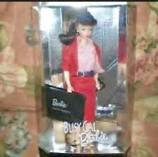 Busy Gal Barbie 1960's Repro Doll and Fashion MIB!