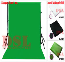 Green Photo Studio Background Backdrop Chromakey Photography Cloth 1.6 x 2M UK