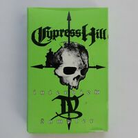 Cypress Hill IV Interview Sampler Promo (Cassette Single)