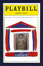 """Marc Anthony """"THE CAPEMAN"""" Ruben Blades / Paul Simon 1997 FLOP Preview Playbill"""