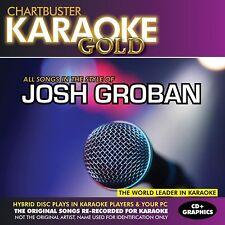Karaoke Gold: Songs in the Style of Josh Groban