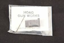 Hoag Gun Works Canoga Park Competition Fixed Rear Dovetail Mount Pistol Sight