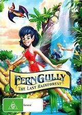 FernGully 1: The Last Rainforest : NEW Fern Gully DVD