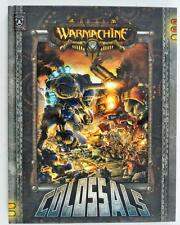 2012 WARMACHINE COLOSSALS BY PRIVATEER PRESS BOOK