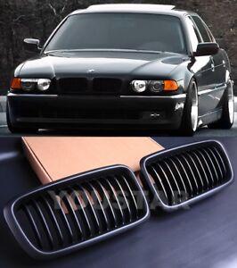 EXPRESS X2 MATT BLACK Grills for BMW 7 Series E38 95-01 740i 750iL