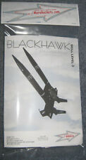 Estes The BLACKHAWK Flying Model Rocket Kit MoreRockets.com