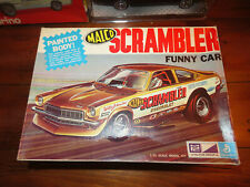 MPC Malco Scrambler Chevy Vega Funny Car