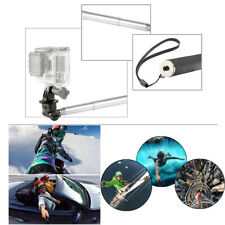 Selfie Stick Telescopic Monopod GoPro HERO 3 4 5 6 7 8 Camera Handheld Tripod