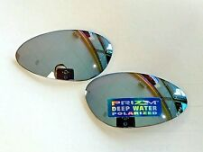 OAKLEY PENNY DEEP WATER PRIZM POLAR CUSTOM CUT AUTHENTIC REPLACEMENT LENSES H2O