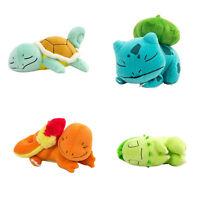 New Sleeping Pokemon Plush Figure Go TOMY Toy Official Stuffed Animal Boxed UK