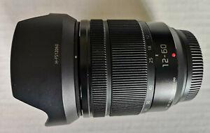 Panasonic Lumix 12mm - 60mm Lens H-FS12060 M4/3