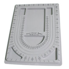 Bead Board Tray Jewellery Making Craft Tool String Beading Design Organiser