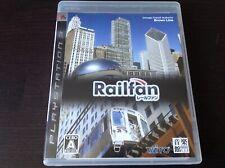 PS3 Railfan von Taito, Brown Line Chicago, unbenutzt, BLJM 60013