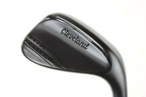 Cleveland RTX ZipCore Black Satin Low Gap Wedge 50° Stiff Right-Handed #15841