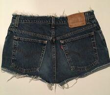 Vintage Levis Cut Off Shorts Size 2-4