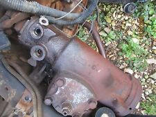 used Power Steering Gear Box Gearbox 80-87 chevy 10 20 30 4x2