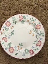 New listing Churchill Fine English Tableware Briar Rose Pattern Dinner Plate