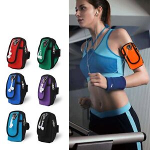 Multifunctional Outdoor Sports Running Armband Arm Cell Phone Bag With Wrist Bag