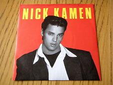 "NICK KAMEN - LOVING YOU IS SWEETER THAN EVER    7"" VINYL  PS"