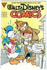 Walt Disney's Comics and Stories #526, Near Mint Minus Condition