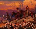 "Mark Maggiori ""Big Sky Majesty"" Art Print Western Art 27 x 22 Signed Numbered"