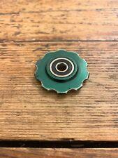 Retro GREEN Sealed Bearing 10T Derailleur Jockey Wheel