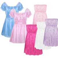 Men's Lace Satin Underwear Sexy Frilly Crossdress Sissy Nightwear Lingerie Dress