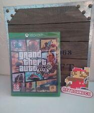 Gta V 5 Gran Theft Auto Xbox One Neuf Sous Blister Version Française