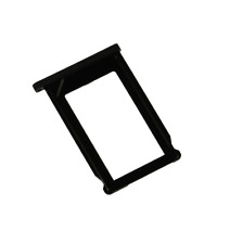 Original Apple iPhone 3 3G 3GS Sim Card Slot Tray Holder - Black