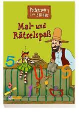 Pettersson und Findus: Mal- und Rätselspaß /3