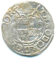 Corvey-Abtei, Dietrich IV., 1/24 Taler 1612