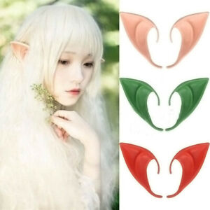 Fairy Latex Fake Ears Party Props Cosplay Cat Ears Decoration Supplies Hot Sale