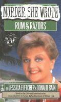 Murder, She Wrote: Rum and Razors by Jessica Fletcher, Donald Bain