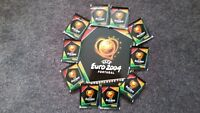 Panini EM EC Euro 2004 – 10 Tüten packets bustine sobres + ALBUM
