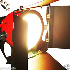RHK Dimmer built in  Video Studio Continuous Red Head Light 800w Lighting Tungst