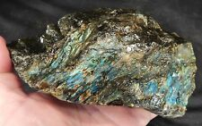 rm69 - NEW STOCK - Spectrolite - Madagascar - 3+ lbs - THE COLORS!!  #5670