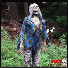Tamaño Real única cadáver-Decoración de Halloween Zombie/Prop figura por nosotros artista